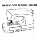 Happylock punch punchmachine