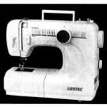 Universeel type vrije arm naaimachine