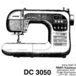 Janome 3050DC (NL,FR,D) 3050DC (NL, FR, DUI)