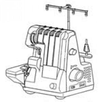 Babylock 730DA-740DSA (FR,D,ENG)