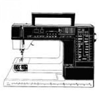 Husqvarna Prisma 980 Matri Naaimachinehandleidingen