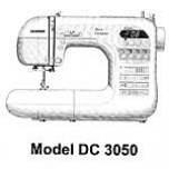 Janome 3050DC (ENG)