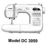 Janome 3050DC (ENG) 3050DC (ENG)