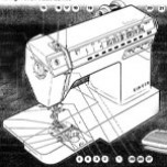 Singer Futura computer