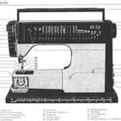 Husqvarna naaimachine handleiding optima 150