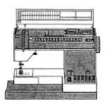 Pfaff tipmatic 1025/1027 (Tipboekje) tipmatic 1025/1027