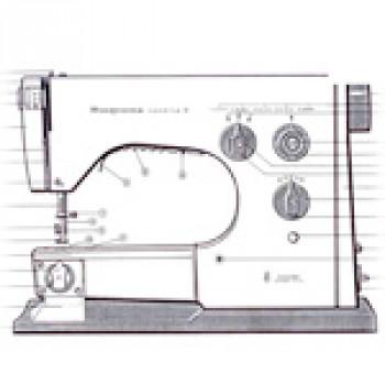 Husqvarna Combina II model 3230