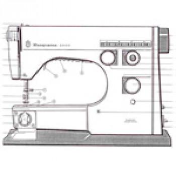 Husqvarna 2000 model 6030