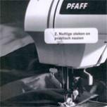 Pfaff tipboek